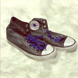 Converse Jean Hightop's Size 7.5